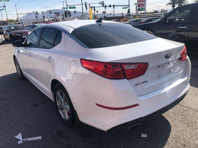 2015 Kia Optima LX CAR PROS AUTO CENTER (702) 405-9905 Las Vegas, Nevada 2