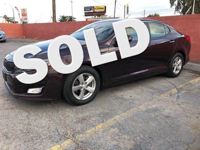 2015 Kia Optima LX CAR PROS AUTO CENTER (702) 405-9905 Las Vegas, Nevada