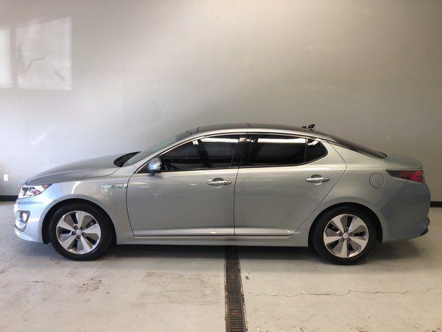 2015 Kia Optima EX Hybrid Technology