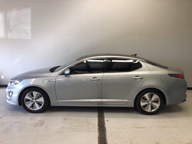 2015 Kia Optima EX Hybrid Technology in , Utah 84041