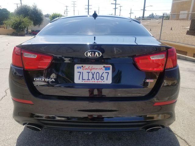 2015 Kia Optima LX Los Angeles, CA 4