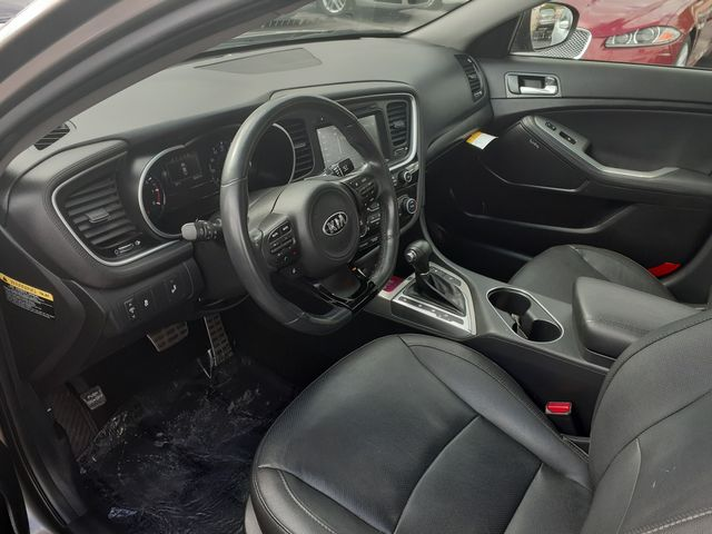 2015 Kia Optima SX Turbo Los Angeles, CA 2