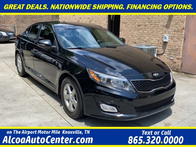 2015 Kia Optima LX CONVENIENCE PLUS PACKAGE
