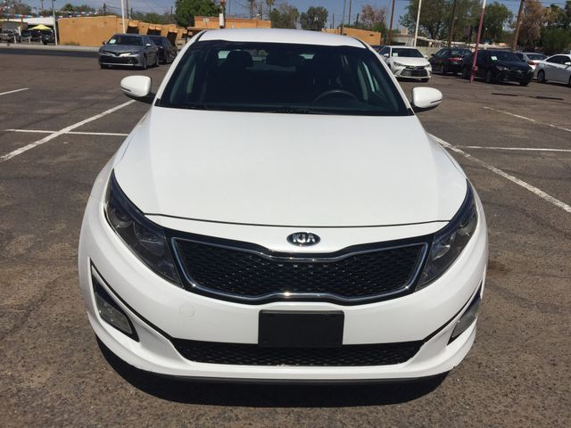 2015 Kia Optima LX FULL MANUFACTURER WARRANTY Mesa, Arizona 7
