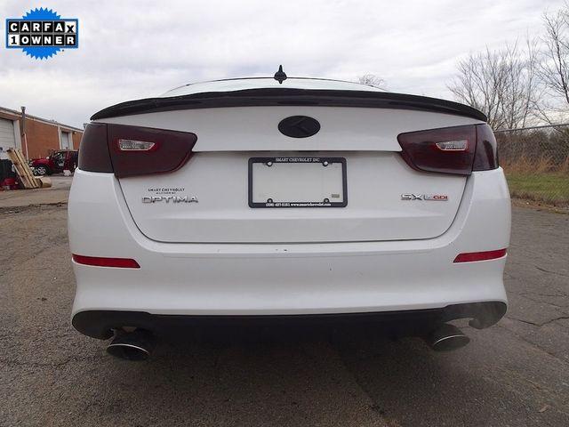 2015 Kia Optima SX Turbo Madison, NC 3