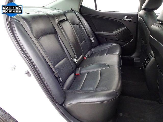 2015 Kia Optima SX Turbo Madison, NC 32