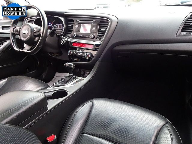 2015 Kia Optima SX Turbo Madison, NC 35