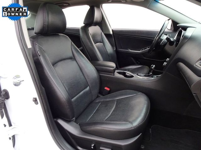 2015 Kia Optima SX Turbo Madison, NC 38
