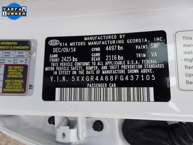 2015 Kia Optima SX Turbo Madison, NC 47