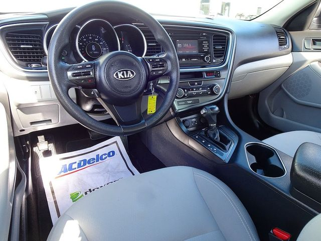 2015 Kia Optima LX Madison, NC 33