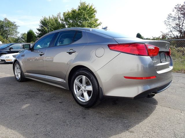 2015 Kia Optima LX Madison, NC 4