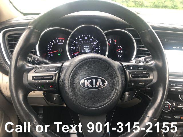 2015 Kia Optima EX in Memphis, Tennessee 38115