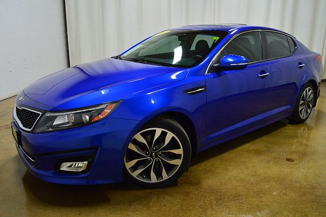 2015 Kia Optima SX in Merrillville, IN 46410