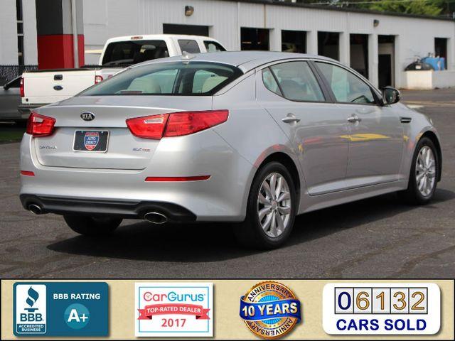 2015 Kia Optima EX FWD - SUNROOF - LEATHER! Mooresville , NC 2
