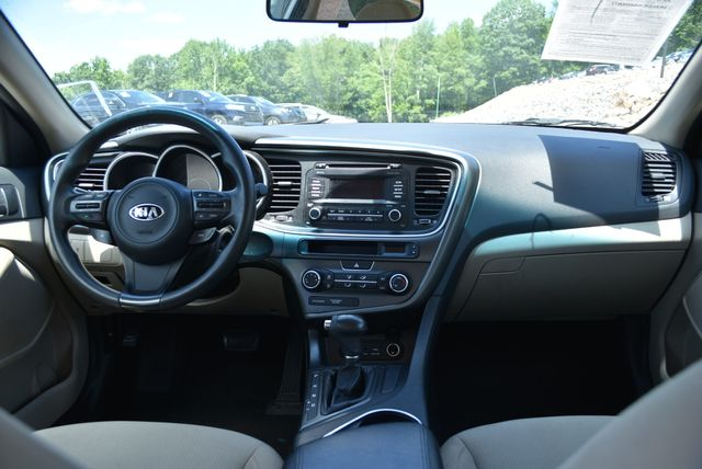 2015 Kia Optima LX Naugatuck, Connecticut 14
