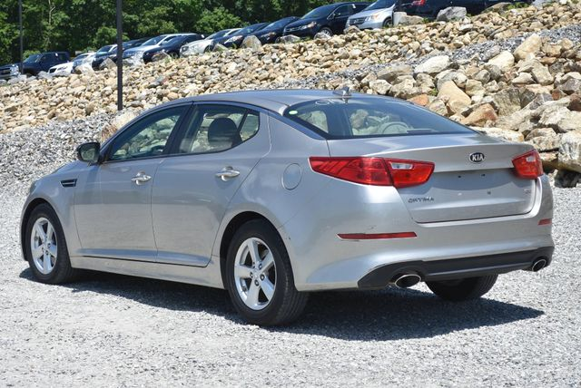 2015 Kia Optima LX Naugatuck, Connecticut 2
