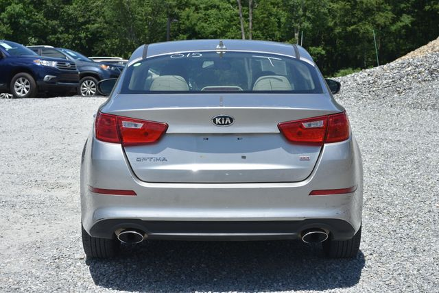 2015 Kia Optima LX Naugatuck, Connecticut 3