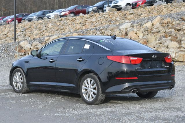 2015 Kia Optima EX Naugatuck, Connecticut 2