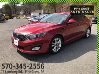 2015 Kia Optima EX | Pine Grove, PA | Pine Grove Auto Sales in Pine Grove