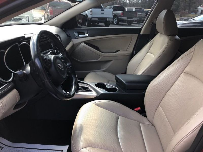 2015 Kia Optima EX   Pine Grove, PA   Pine Grove Auto Sales in Pine Grove, PA