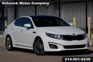 2015 Kia Optima SXL Turbo in Plano, TX 75093