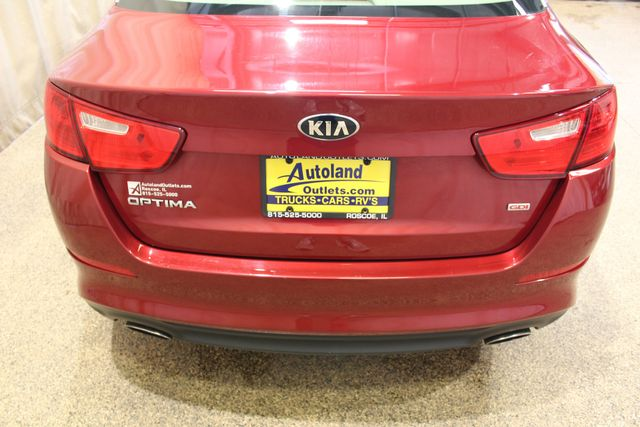 2015 Kia Optima LX in Roscoe IL, 61073