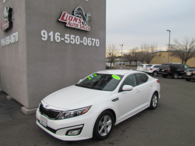 2015 Kia Optima LX in Sacramento, CA 95825