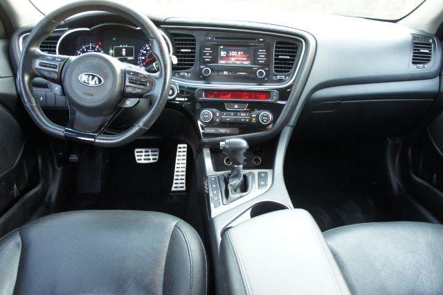 2015 Kia Optima SX Turbo in San Antonio, TX 78233