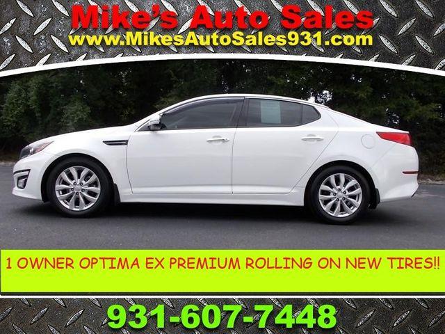2015 Kia Optima EX Shelbyville, TN