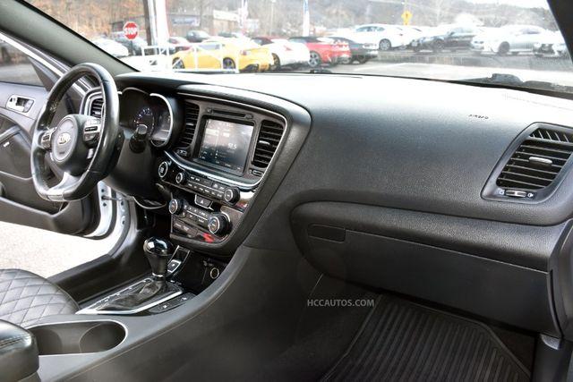 2015 Kia Optima SXL Turbo Waterbury, Connecticut 23