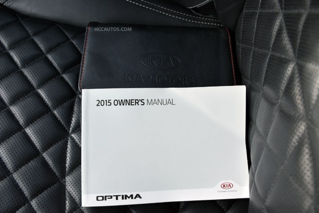 2015 Kia Optima SXL Turbo Waterbury, Connecticut 44