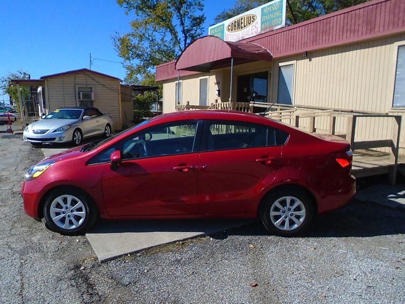 2015 Kia Rio LX | Fort Worth, TX | Cornelius Motor Sales in Fort Worth TX