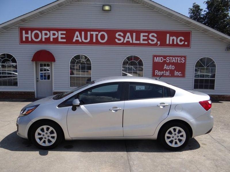 2015 Kia Rio LX | Paragould, Arkansas | Hoppe Auto Sales, Inc. in Paragould Arkansas