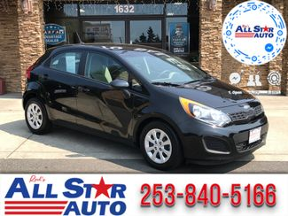 2015 Kia Rio LX in Puyallup Washington, 98371