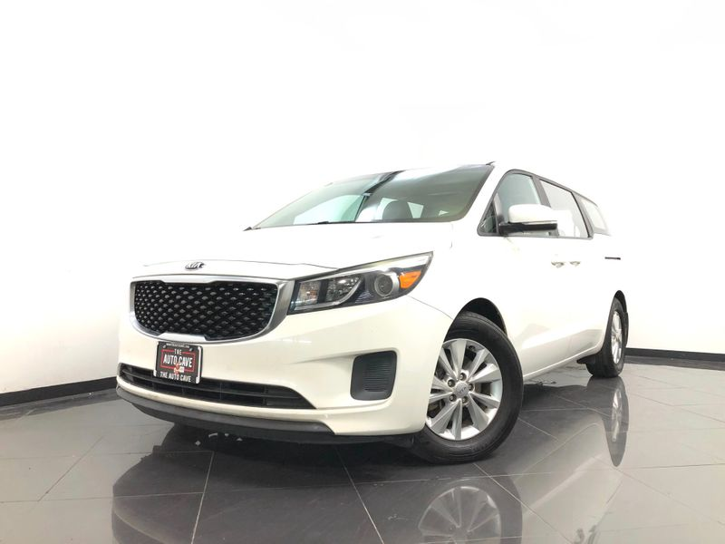 2015 Kia Sedona *Get Approved NOW* | The Auto Cave in Dallas