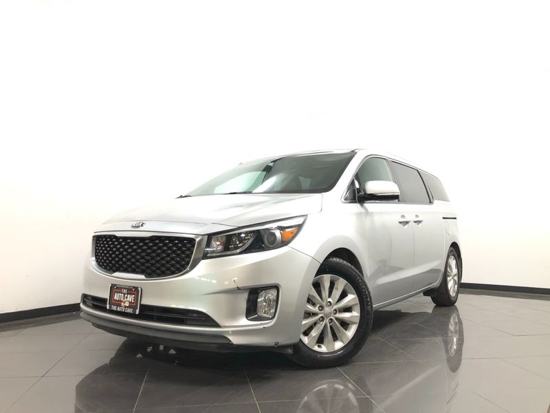 2015 Kia Sedona *Affordable Payments*   The Auto Cave in Dallas