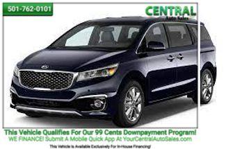 2015 Kia Sedona L | Hot Springs, AR | Central Auto Sales in Hot Springs AR