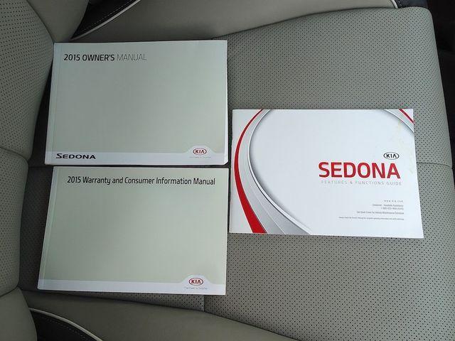 2015 Kia Sedona SX-L Madison, NC 55