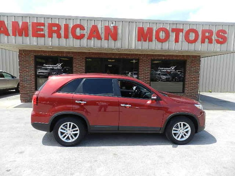 2015 Kia Sorento LX | Brownsville, TN | American Motors of Brownsville in Brownsville TN