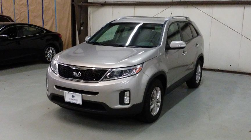 U003c 2015 Kia Sorento LX W/ 3rd Row In East Haven CT, ...