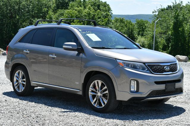 2015 Kia Sorento SX Limited Naugatuck, Connecticut 6