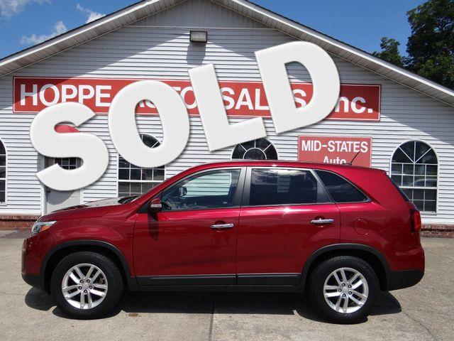 2015 Kia Sorento LX   Paragould, Arkansas   Hoppe Auto Sales, Inc. in  Arkansas