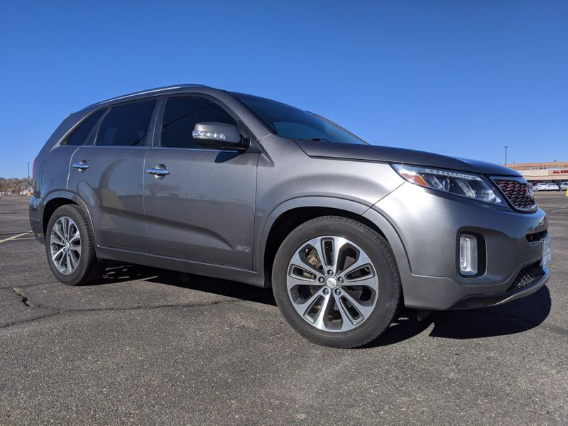 2015 Kia Sorento SX AWD w warranty  Fultons Used Cars Inc  in , Colorado