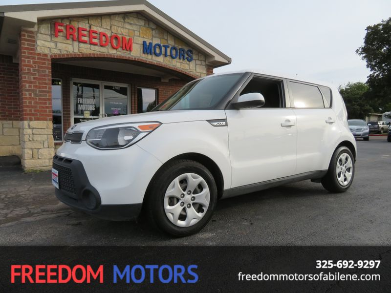 2015 Kia Soul  | Abilene, Texas | Freedom Motors  in Abilene Texas