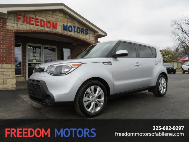 2015 Kia Soul + | Abilene, Texas | Freedom Motors  in Abilene,Tx Texas