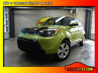 2015 Kia Soul Base in Airport Motor Mile ( Metro Knoxville ), TN 37777