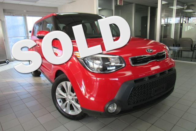2015 Kia Soul + W/ NAVIGATION SYSTEM/ BACK UP CAM Chicago, Illinois