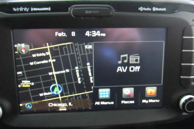 2015 Kia Soul + W/ NAVIGATION SYSTEM/ BACK UP CAM Chicago, Illinois 12