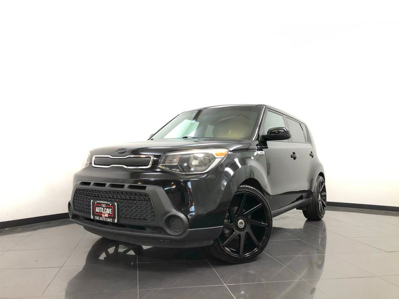 2015 Kia Soul *Get APPROVED In Minutes!*   The Auto Cave in Dallas