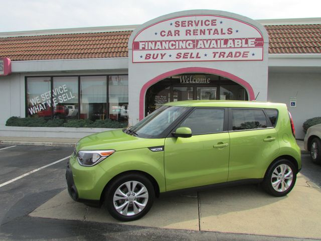 2015 Kia Soul PLUS *SOLD